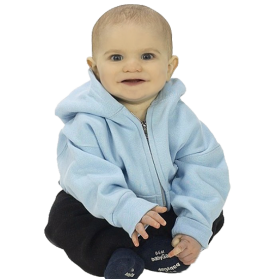 Babies Zip Front Hoodies - 24 Piece Pre-Pack | $6.00 pc.